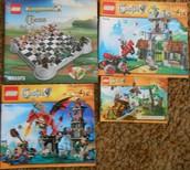 Castle and Kingdoms