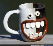 Tired of the same dull coffee mugs?