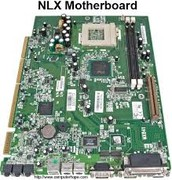 A simple motherboard
