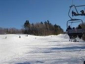 Free ski lift rides!