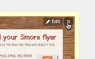 2. Hover over the newsletter