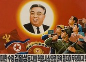 "North Korea""s propaganda"