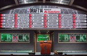 You Get To Attend The Draft!