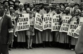 Anti-Apartheid Protesters