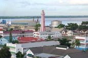 The Towns of Guyana
