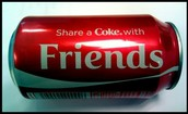 Go get  a Coke and share with a friend