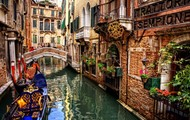 Venice Water Canals