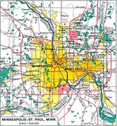Metropolitan Area in MN