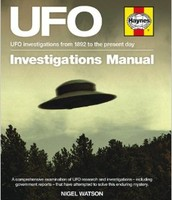 UFO investigations manual : UFO investigations from 1892 to the present day