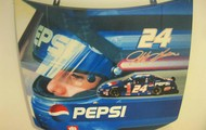 """NASCAR replica hoods - approximately 30"""" wide x 24' high"""