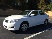 2010 Toyota Corolla LE With only 66k Miles!