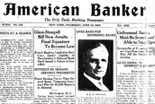 Glass-Steagall Banking Act