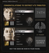 District 4 Tributes