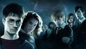 Harry Potter's friends