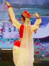 學習民族舞蹈