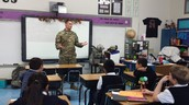 CPT Scott Talks about Veteran's Day!