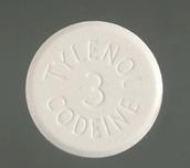 Codeine Pill