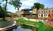 San Antonio: Hostorical site