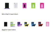 Case color options