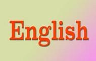十点半我上英语课