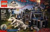 get an amazing jurassic world lego set now
