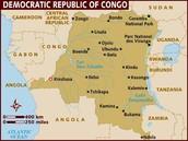 Capital City: Kinshasa