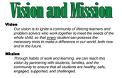 Core Beliefs, Vision, and Mission