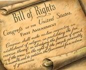1st Amendment.