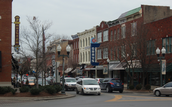 Franklin, Tennessee Street
