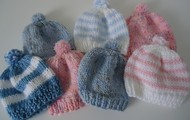 Join us in knitting or crocheting 100 caps and blankets