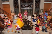 Disney Employee's