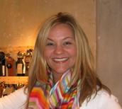 Becky Holmes, manicurist @ Symmetry Salon