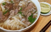 What the Vietnamese Beef Pho is like