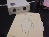 Our BayMax Cover Page