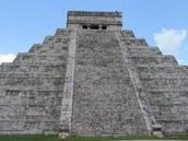 Aztec teocalli