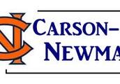 #1 Carson-Newman University