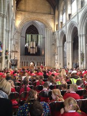 Joint Worship at the Cathedral