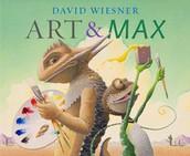 """Art and Max"""