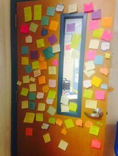 Positive Post-It Note Day!