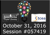 Region 7 & TCEA team up for FIIT Conference--Oct. 31