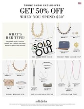 Our December Trunk Show Exclusives