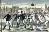 Возникновения футбола