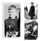 Dahl as a Child