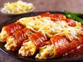 Enchiladas-(uno mil cuartocientos vientecinco pesos)(1.425)