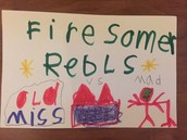 Firestorm Rebels' Team Sign