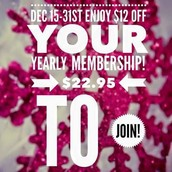 Ambassador Sign-up Special through Dec. 31 -- Save up to $60!