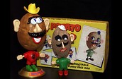 M. & Mrs. Potato Head (& other Hasbro Toys)