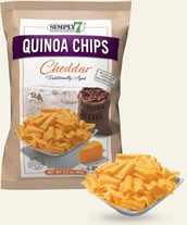 Simply 7 Quinoa Chips 100g 1.99!