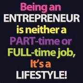 What an entrepreneur is