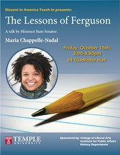 The Lessons of Ferguson Teach-In